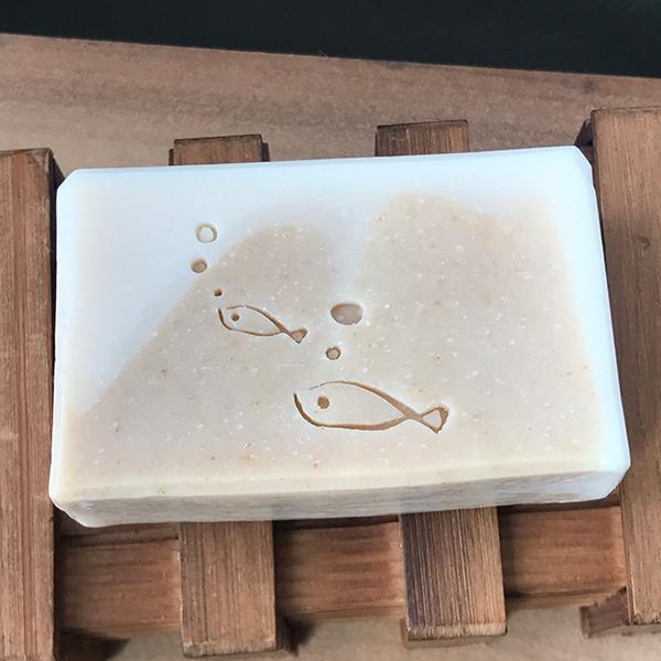母乳手工皂 1